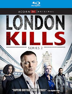 London Kills Series 2 Bluray