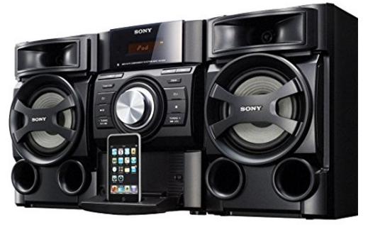 Robert S Sound Sony Mini Hi Fi Component System Mhc Ec69i