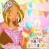 🎊 HAPPY BIRTHDAY FLORA 🎉