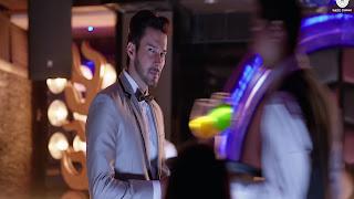 Rajniesh Duggall Nice Pose At Bar In Beiimaan Love Movie