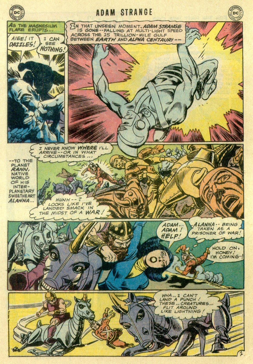 Strange Adventures (1950) issue 222 - Page 4