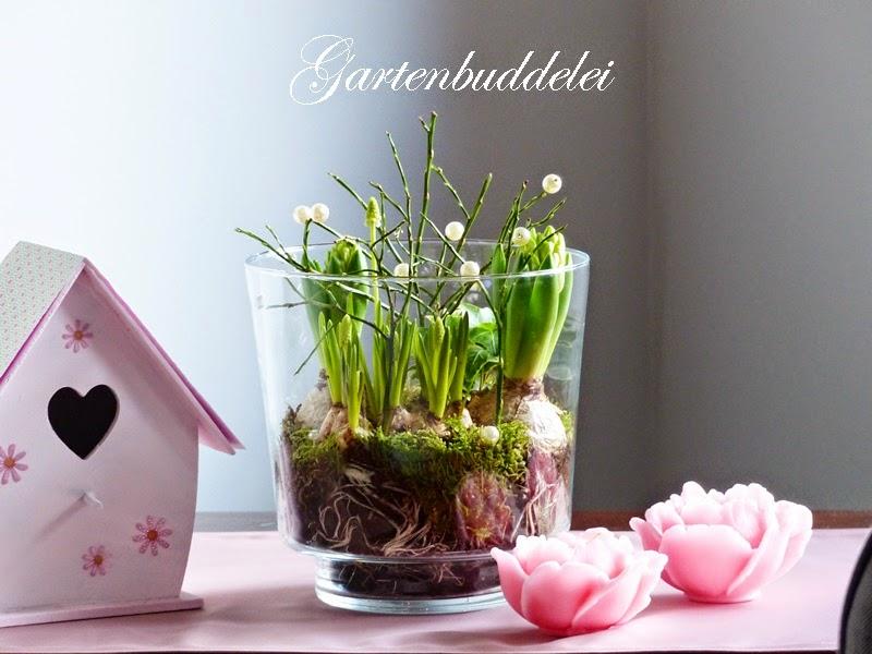 Gartenbuddelei: Lieber Frühling