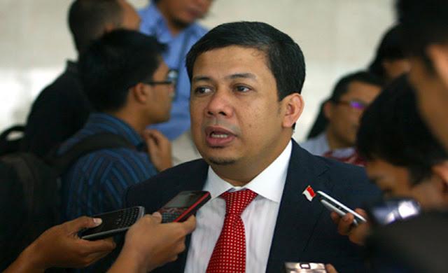 fahri hamzah, politik