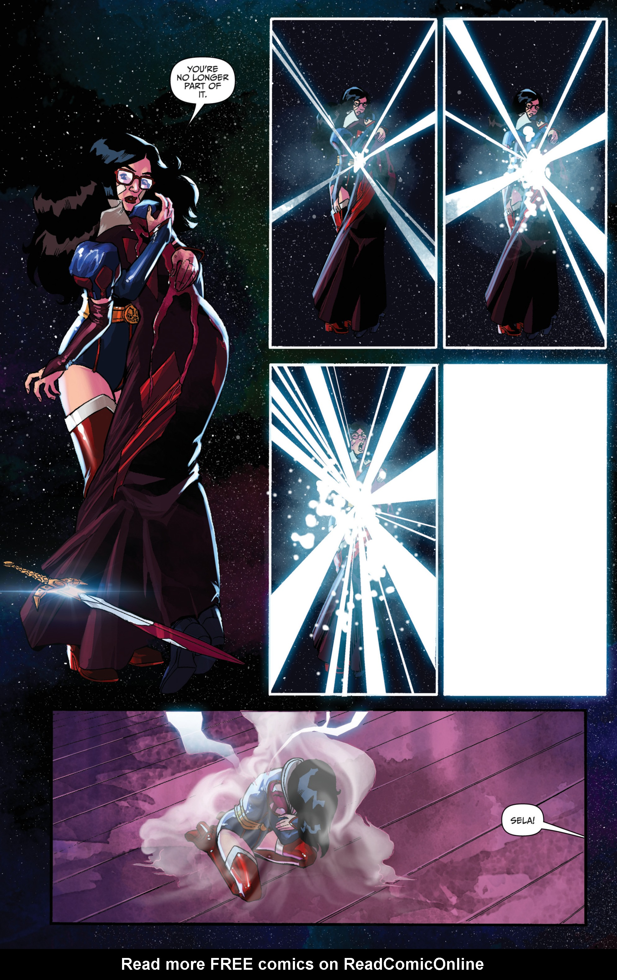 Read online Snow White vs. Snow White comic -  Issue #2 - 28