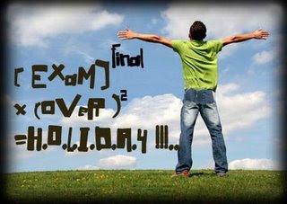 Exam Finished Status