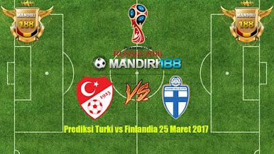 AGEN BOLA - Prediksi Turki vs Finlandia 25 Maret 2017