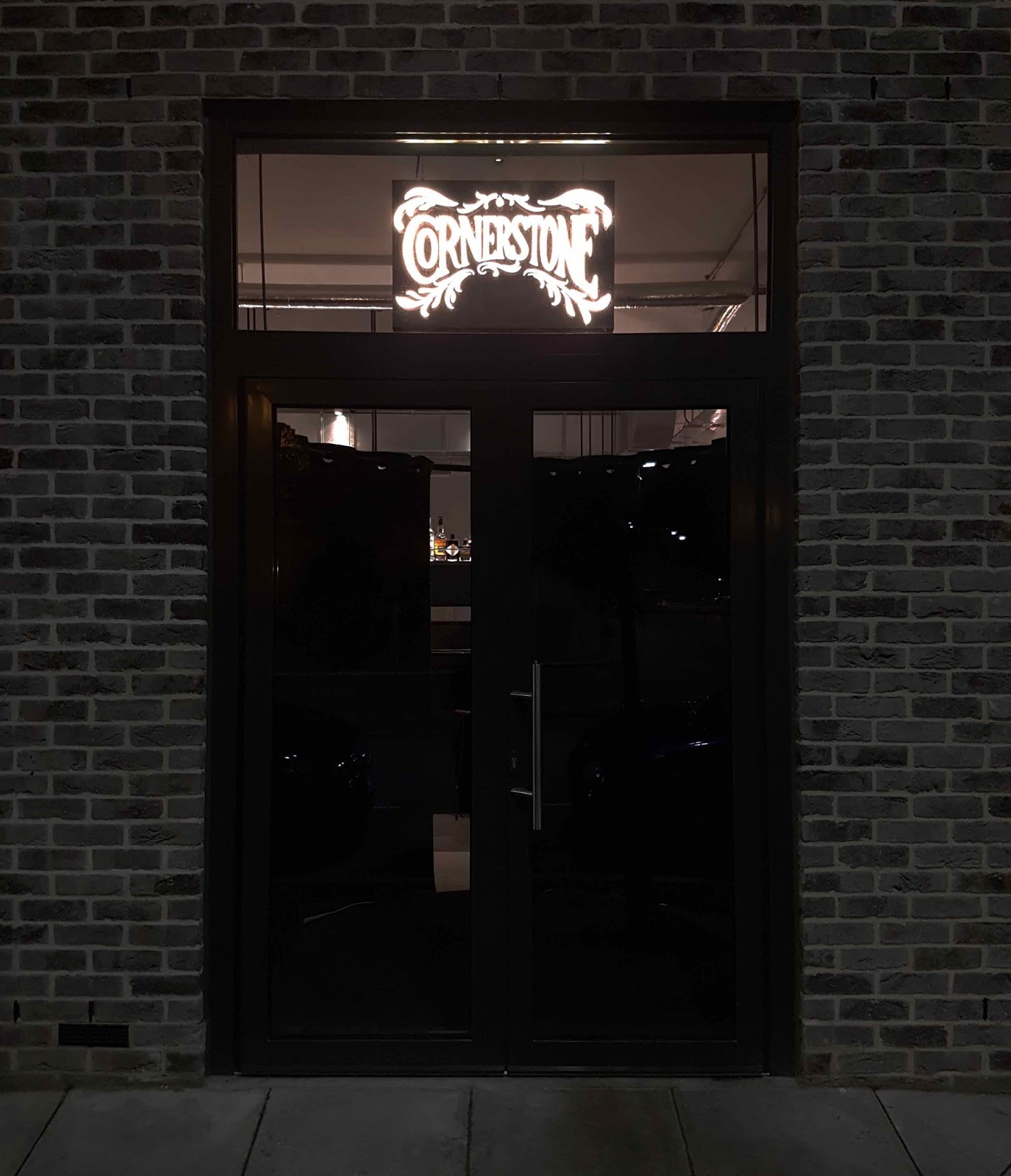 3787f02f98 Cornerstone in Hackney Wick is owned by Tom Brown, former head chef of the  Michelin-starred Nathan Outlaw at The Capital (where I had one of my best  meals ...