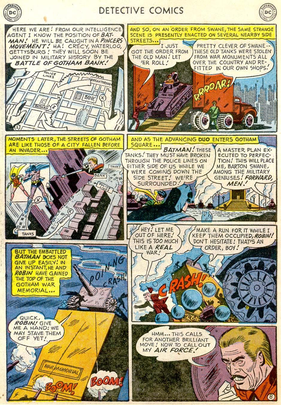 Detective Comics (1937) 178 Page 9