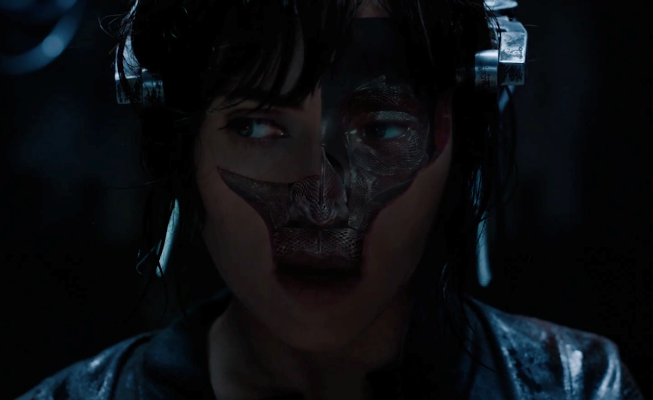 "2º trailer ""A Vigilante do Amanhã: Ghost in the Shell"" revela segredos e ameaças"