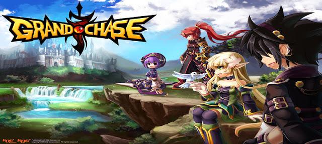 """""""Grand Chase for Kakao"""", RPG Action Mobile da KOG ganha versão em inglês como """"GrandChase"""""""