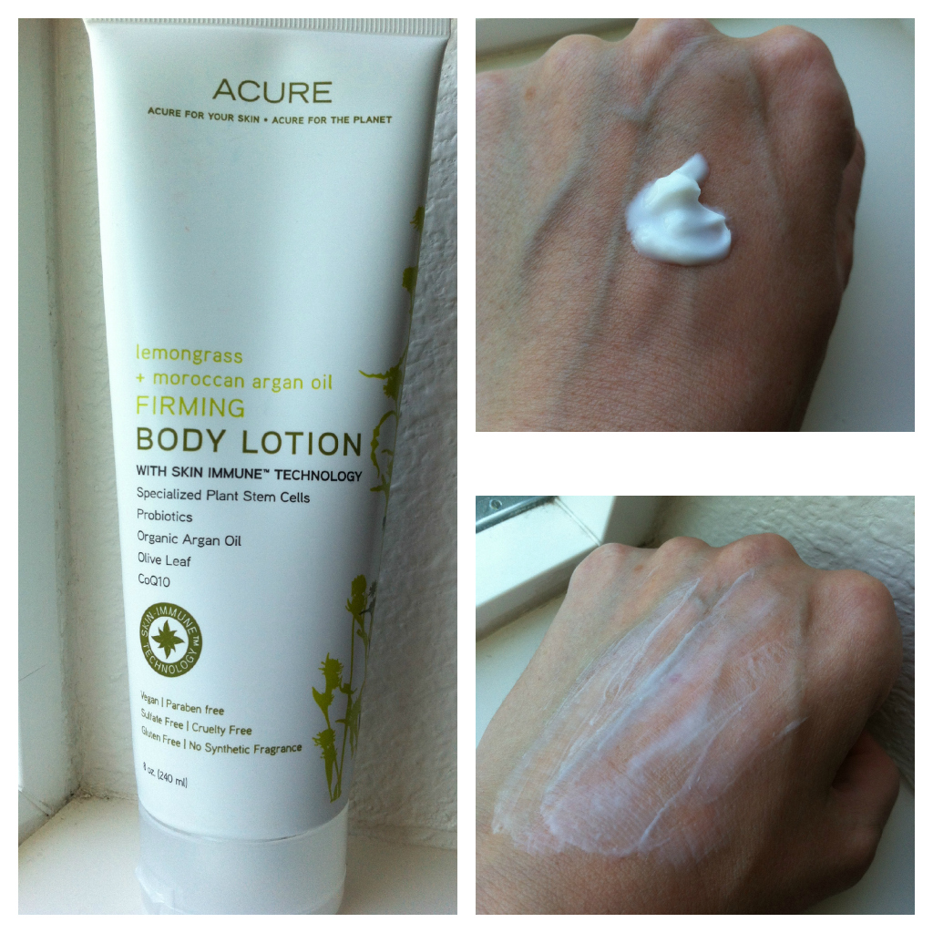 Acure Organics Firming Body Lotion
