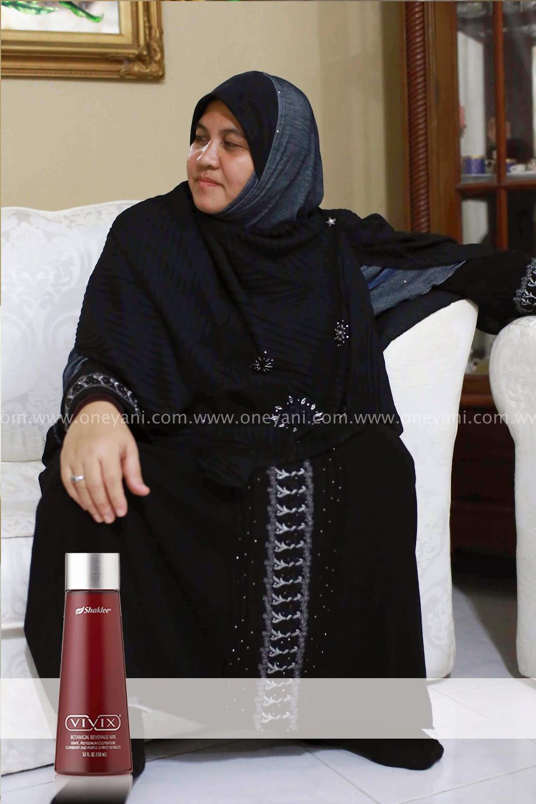 Set Umrah Sempoi Ibunda Maznah