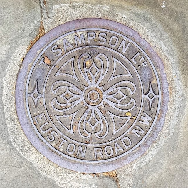 T Sampson Limited Coal Plate
