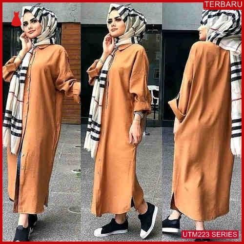 UTM223I138 Baju Indi Muslim Tunik UTM223I138 0DF | Terbaru BMGShop