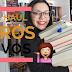 LIVROS NOVOS | BOOK HAUL DE ALGUNS MESES