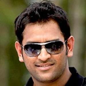New pictures of MS Dhoni's
