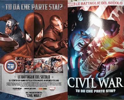 Libri sui Supereroi | Civil War | Media e Storytelling