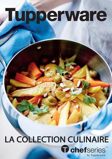 catalogue tupperware maroc chef series