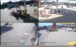 Fuel Station Video surveillance