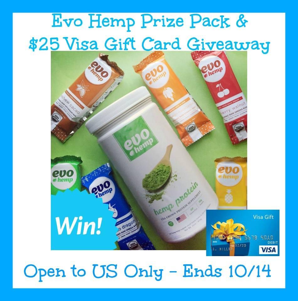 Top Notch Material: Evo Hemp Prize Pack Giveaway