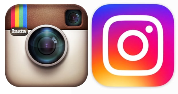 Instagram Logo: New and Old