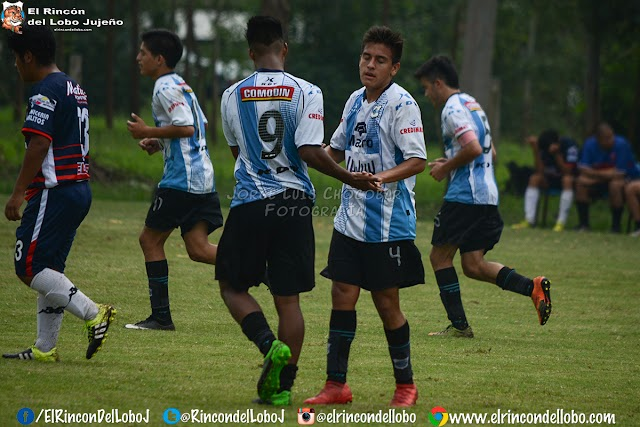 Fotos | 5ta división | Fecha 2: Gimnasia 4-0 El Cruce | Liga Jujeña