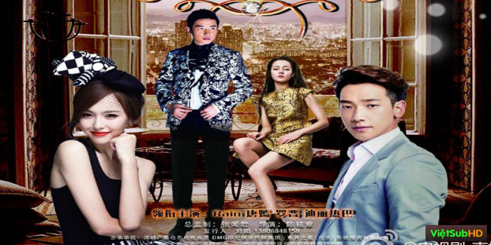 Phim Người Tình Kim Cương Hoàn Tất (68/68) VietSub HD | Diamond Lover 2015