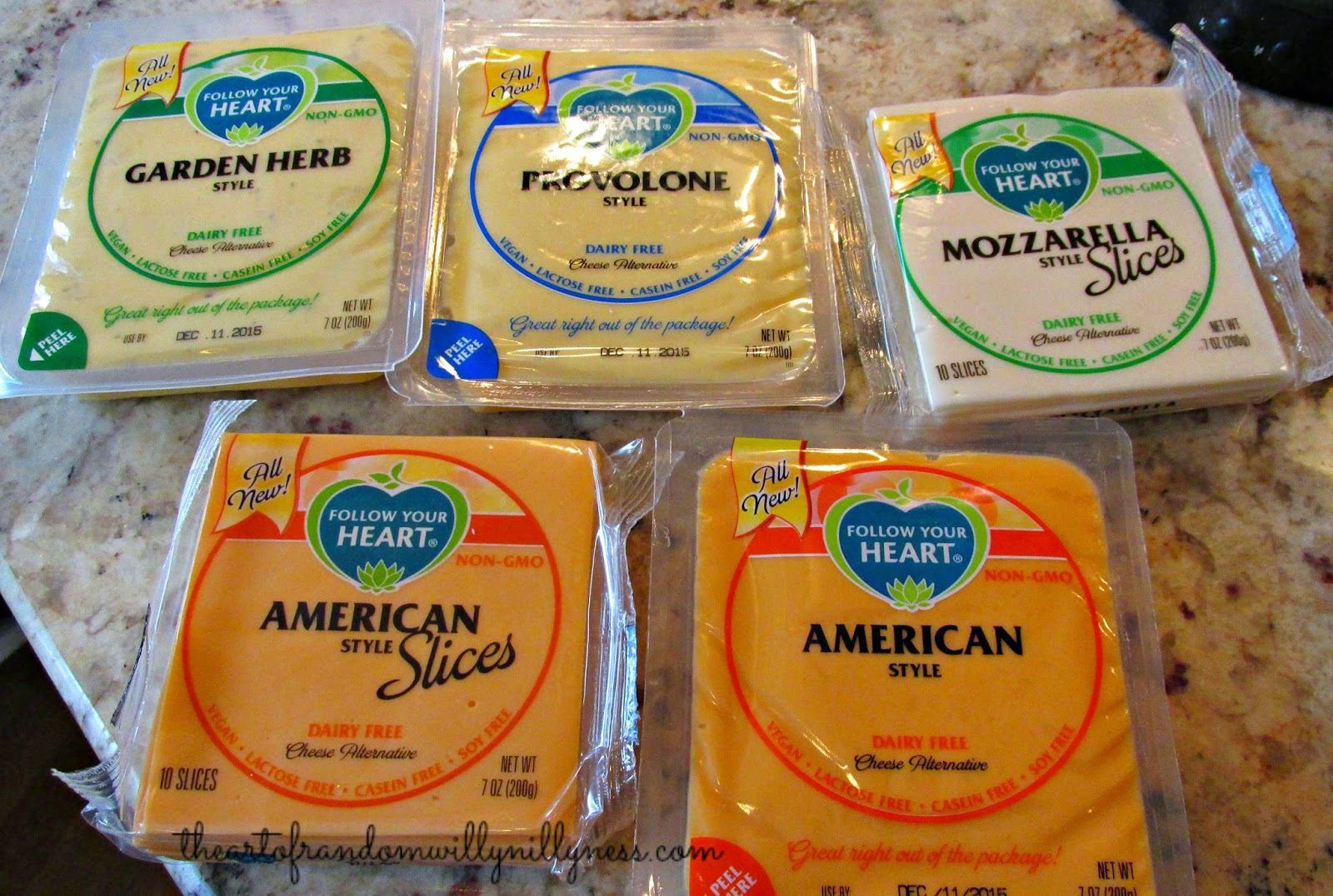 Chao Cheese Vegan