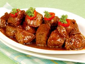 Resep Masakan Daging Rica-Rica Gurih Mantep