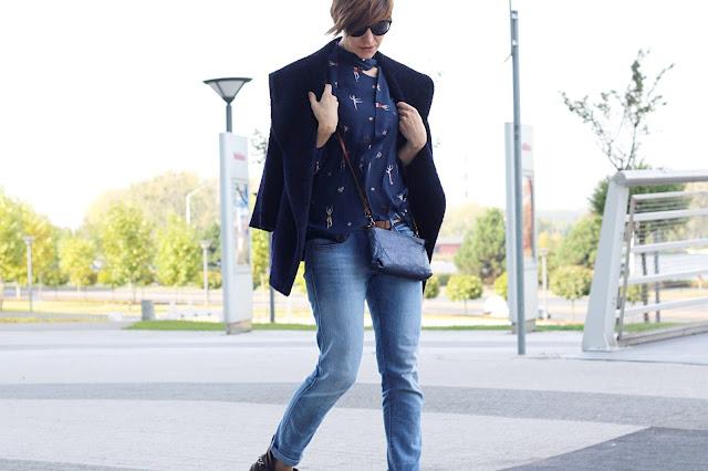 zimowa stylizacja, stylistka poznań, streetstyle, casual, aryton, codzienna stylizacja, jesienny płaszcz, porady stylistki,