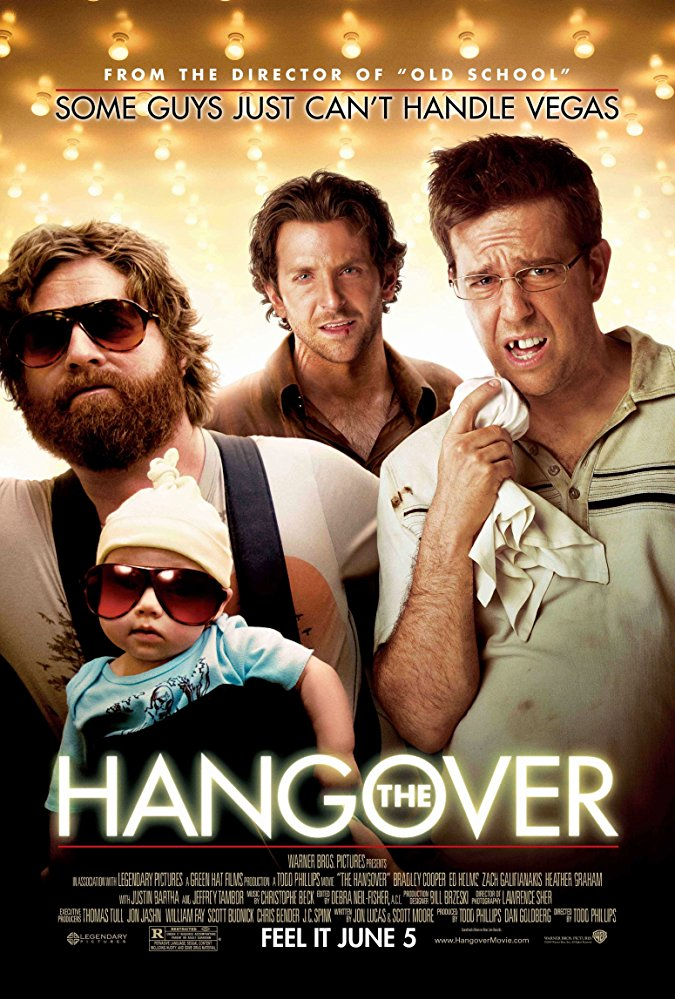 The Hangover (2009) Hindi Dual Audio BluRay
