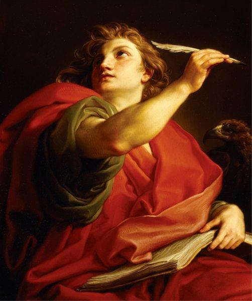 Resultado de imagen para San Juan, apóstol y evangelista,