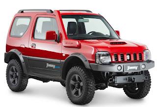 Harga Suzuki Jimny dipastikan yang Terbaik