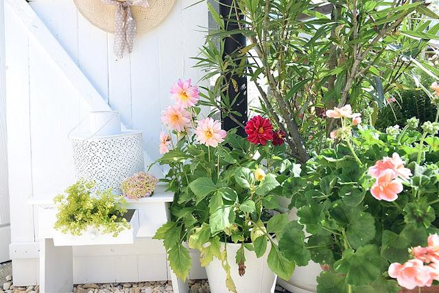 Dekoideen für Garten und Terrasse.