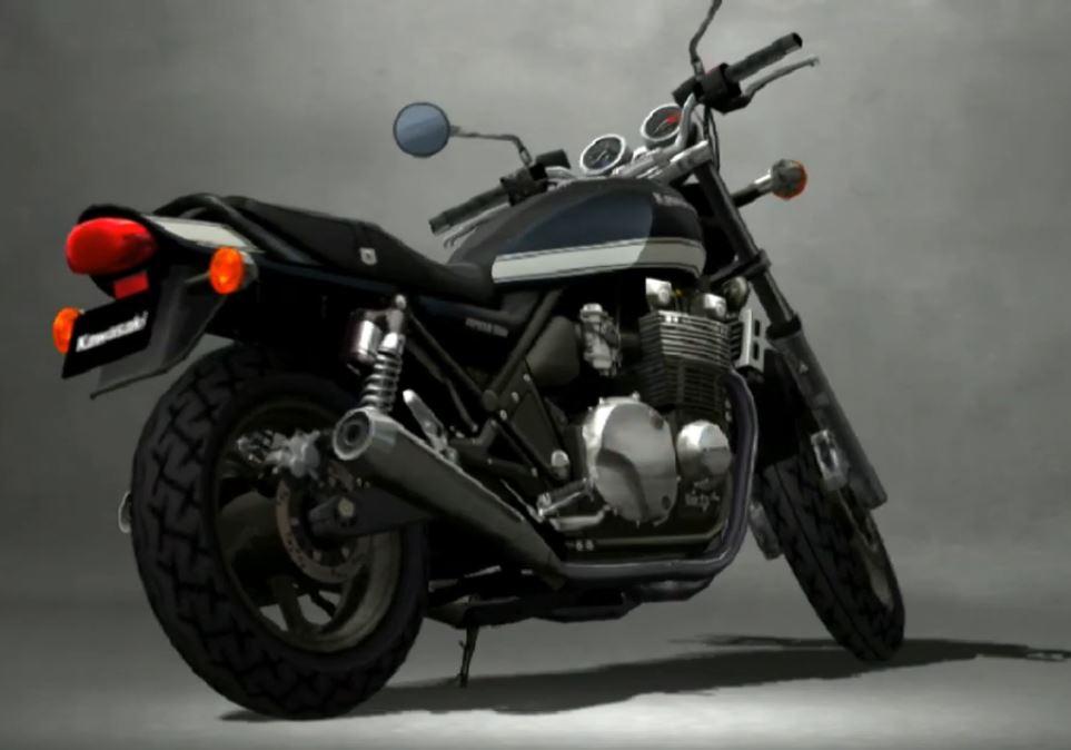 Kawasaki Zephyr 1100 '05
