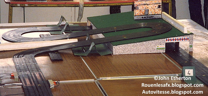 Rouen Les Afx 64 Memories Of H O Scale English National Slot Car Racing In The Nineties