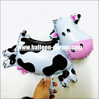 Balon Foil Sapi Mini
