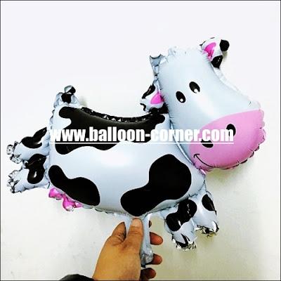 Balon Foil Sapi Mini