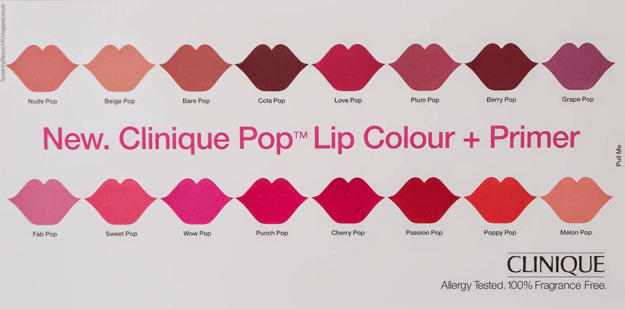 Clinique Pop Lip Colour & Primer