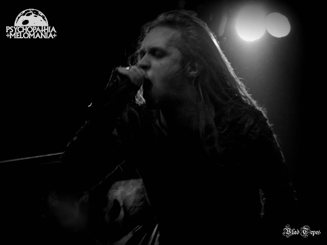 Thebon (Keep of Kalessin) @Metalfest 2008, Elysée Montmartre, Paris