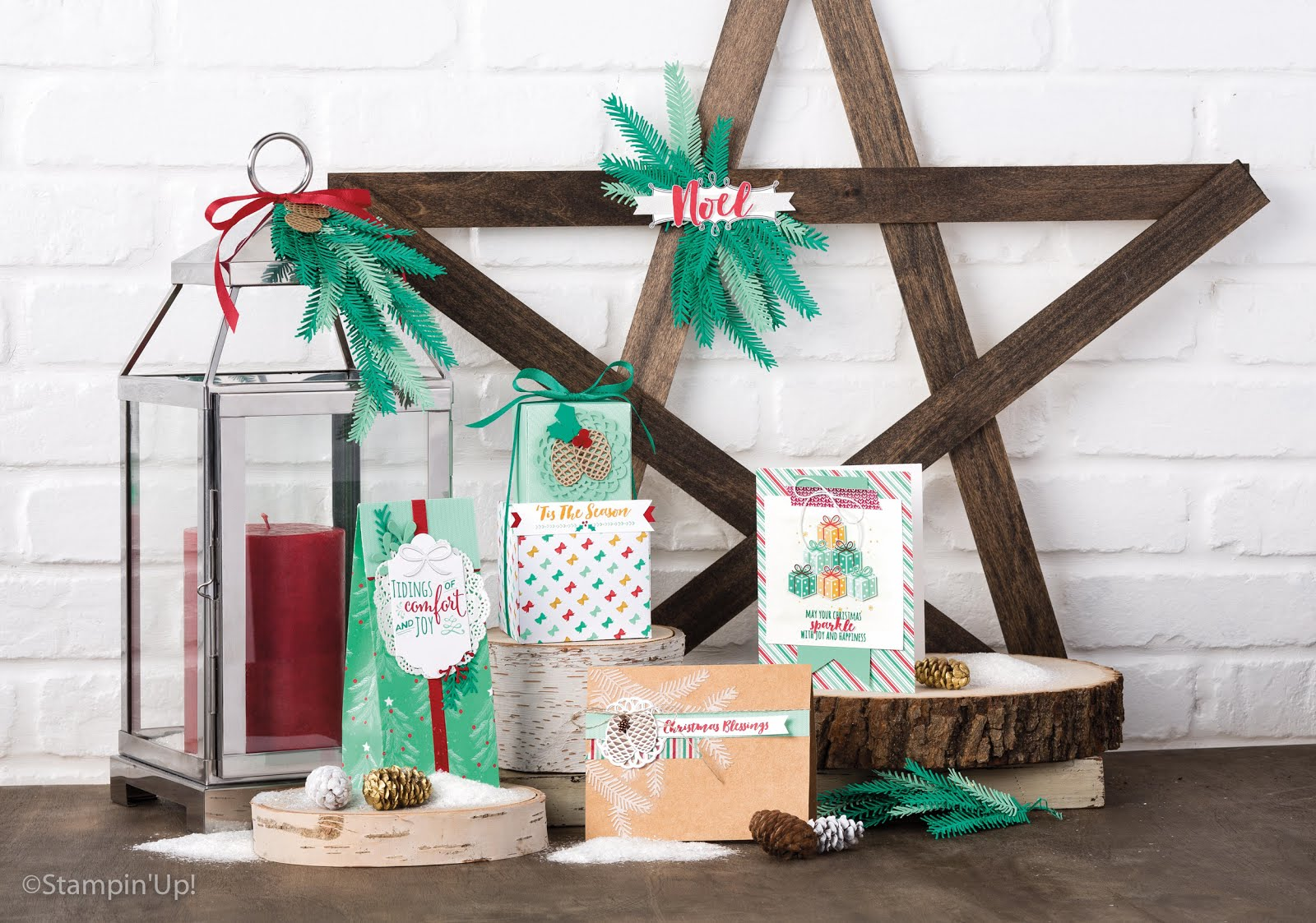 Stampin Up Holiday Catalogue
