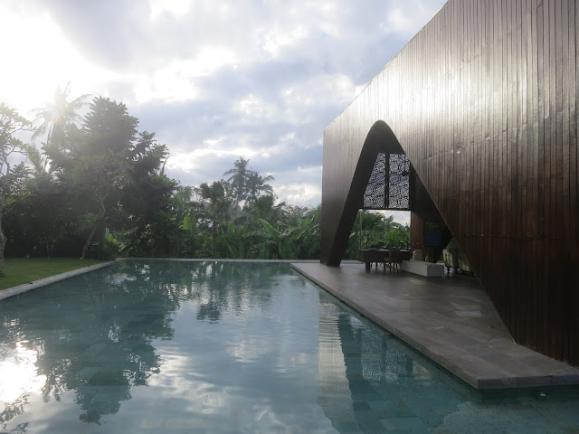 Wyndham Tamansari Jivva Resort Bali - lobby building
