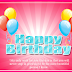 Facebook Happy Birthday Images