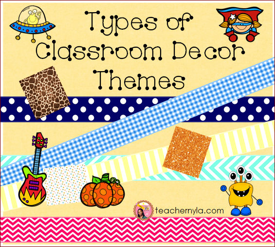 types of themes