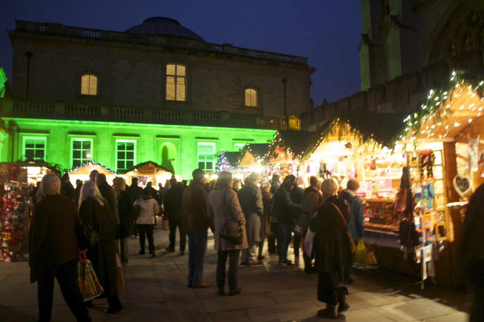 She's So Lucy // Bath Christmas Market Review
