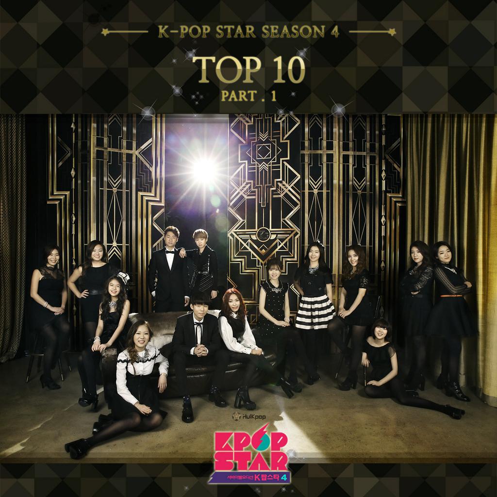[Single] Various Artists – KPOP Star Season 4 TOP Part 1