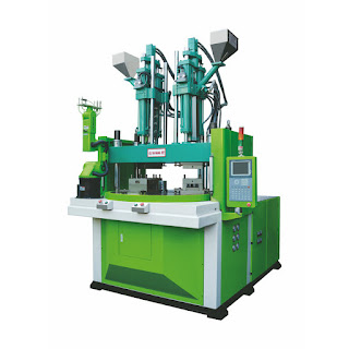 multi color material vertical injection machine