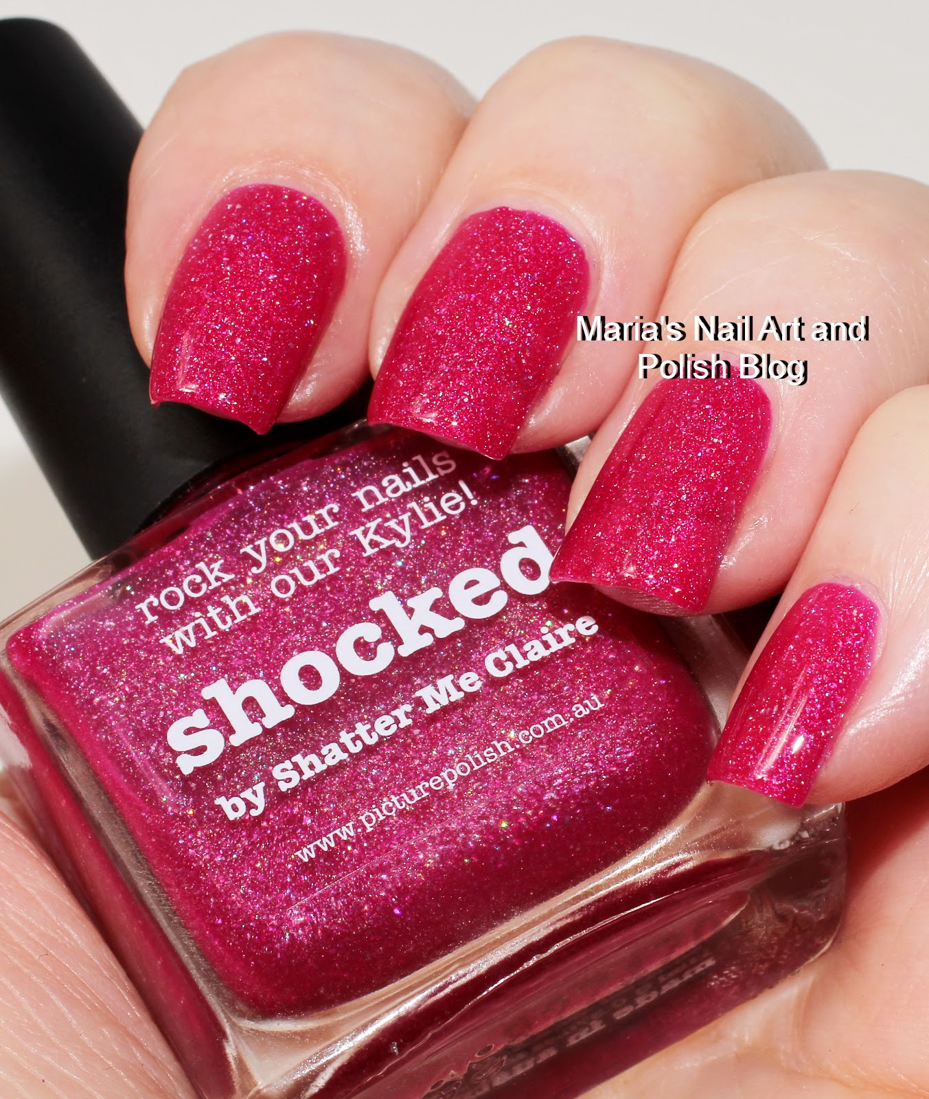 Marias nail art and polish blog picture polish shocked swatches prinsesfo Gallery
