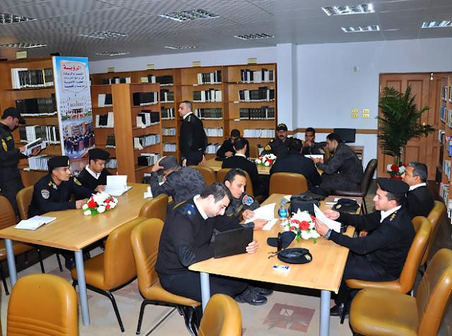 كلية الدراسات العليا بكلية الشرطة - اكاديمية الشرطة مصر