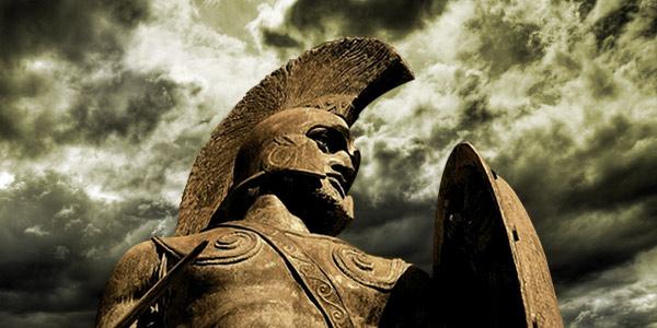 Ιερά όπλα: Η παράξενη μαγική δύναμη της ασπίδος των Αρχαίων Ελλήνων